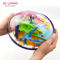 208 299 Steps Big Size 3D Perplexus Maze Ball Magic Intellect Puzzle Game Educational Toys For