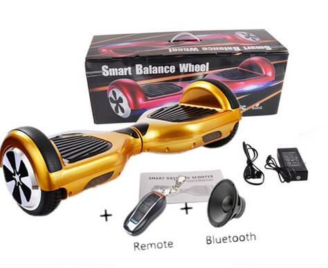ul grade Electric Scooter bluetooth music Adult self balance scooters 2 Wheels Hoverboard Balanced skate Electric skateboard