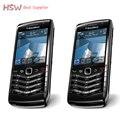 100% original blackberry pearl 9105 teléfono móvil 3g gsm wifi smartphone cuatribanda desbloqueado