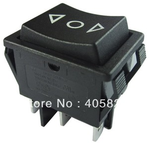 6Pins Double Momentary Mini Rocker Switch