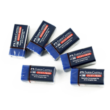 FABER CASTELL Super clean 1871-70 non chip blue rubber color lead paint special eraser