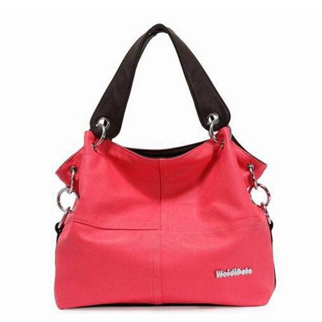 aba4bcb5a0 Hobo Épaule Sac femmes sacs à main en cuir femmes grand sac Bandoulière sac  Bolsa femmes