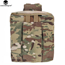 EMERSONGEAR Tactical Dump Pouch Molle Tactical Magazine Pouch Military Airsoft Army Utility Tool Mag Pouch EM9042