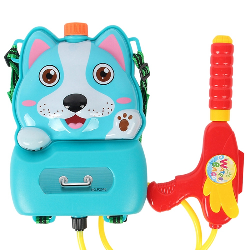 FBIL-Backpack Sprinkler Children'S Water Toys Large Capacity Beach Set