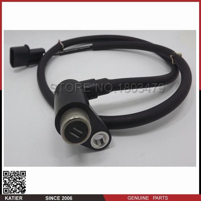 Free Shipping Rear Left ABS Wheel Speed Sensor MR307051 For MITSUBISHI SHOGUN SPORT 2.5 3.0 V6