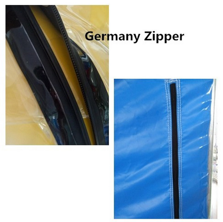 car tent zipper