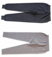 Высокого качества 100% козья кашемир подкладки утепленные леггинсы Base обтягивающие штаны зимние Утепленные штаны для мужчин и женщин ЕС/L 2XL