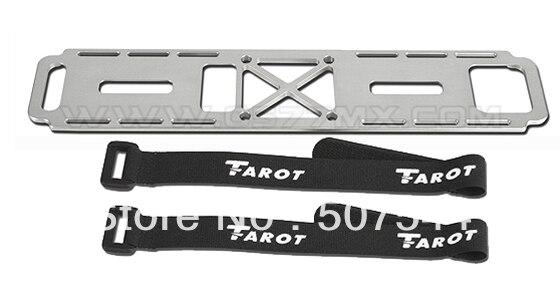 Tarot 700 Parts Metal Battery Mount TL70084 Tarot 700 parts free shipping with tracking tarot tl50130 500 flybarless metal linkage rods tarot 500 parts free shipping with tracking