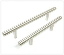 Мебельная фурнитура кабинет кухня ручка, Бар потяните прочной нержавеющей стали (. : 96 мм, Длина : 150 мм )