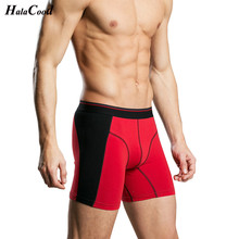 Long Boxer Fashion Sexy Hot Sell Summer Man Cotton Underwear Male Large Panties