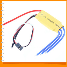 30A Brushless Motor Speed Controller RC BEC ESC T-rex 450 V2 Speed Controller for RC Helicopter Airplane Boat F5