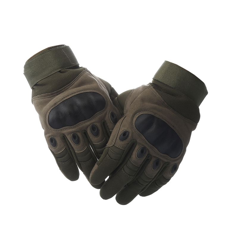Cycling Gloves Military Tactical Gloves Antiskid Outdoor Touch Screen Full Finger Mittens Winter Thermal Men Climbing Gloves
