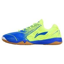 Новое поступление Li-ning Мужская национальная команда настольного тенниса обувь анти-скользкие эластичные брендовые профессиональные кроссовки