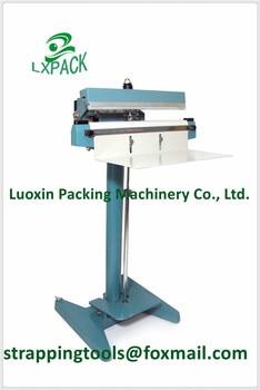 LX-PACK Lowest Factory Price Highest Quality 8'' 12' 16' 20cm 30cm 400mm Portable constant heat sealer Hand Type Sealer