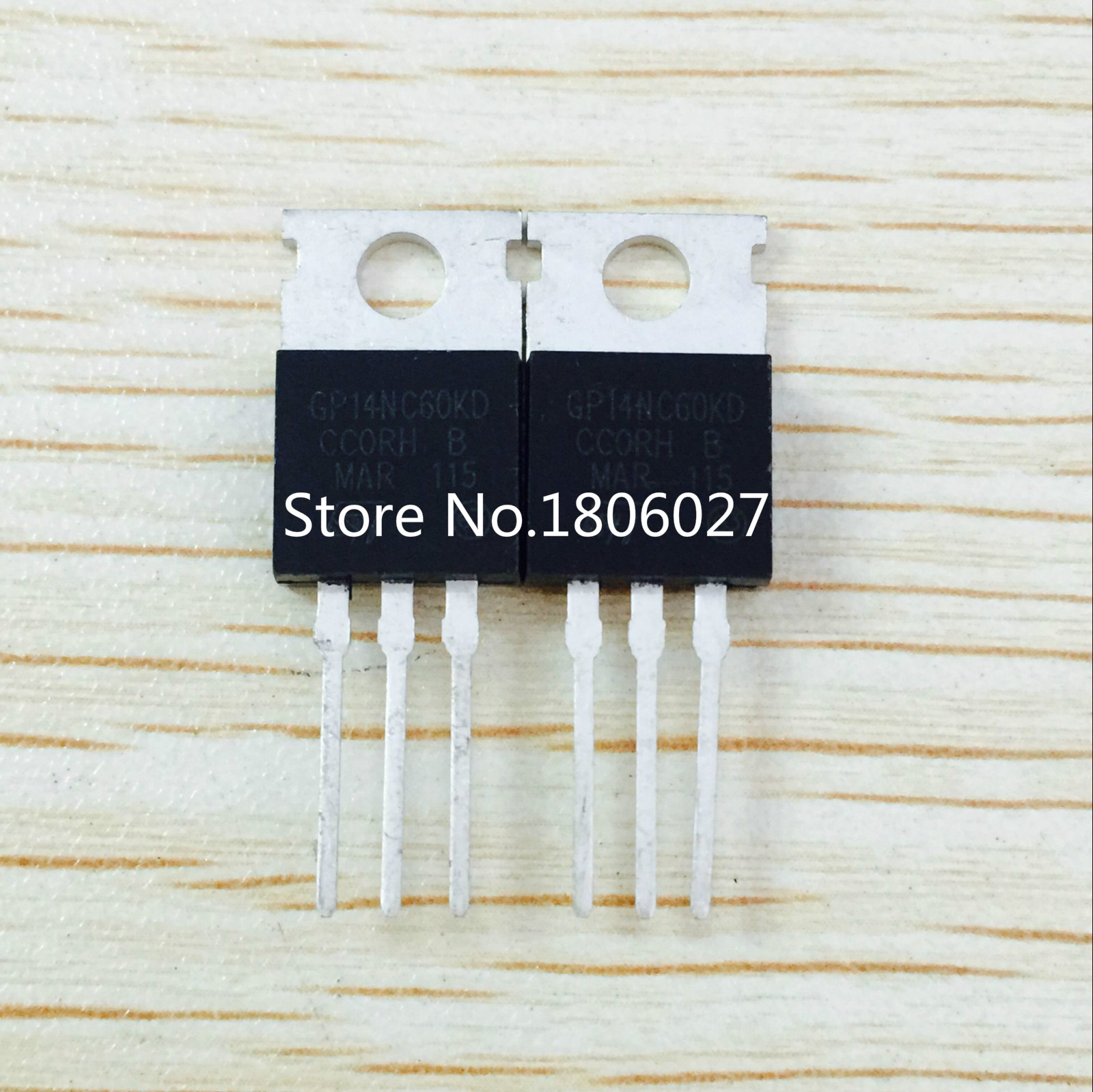 Send Free 20PCS   STGP14NC60KD   GP14NC60KD   TO-220  600V 14A   IGBT Single Pipe