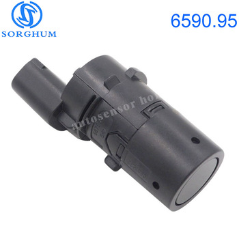 New Brand 6590.95 PDC Parking Sensor For Peugeot 307 807 BMW 9653139777 parking sensor pdc for peugeot 307 hatchback 3a 3c break 3e cc convertible 3b 308 sw 3h estate citroen c8 anti radar