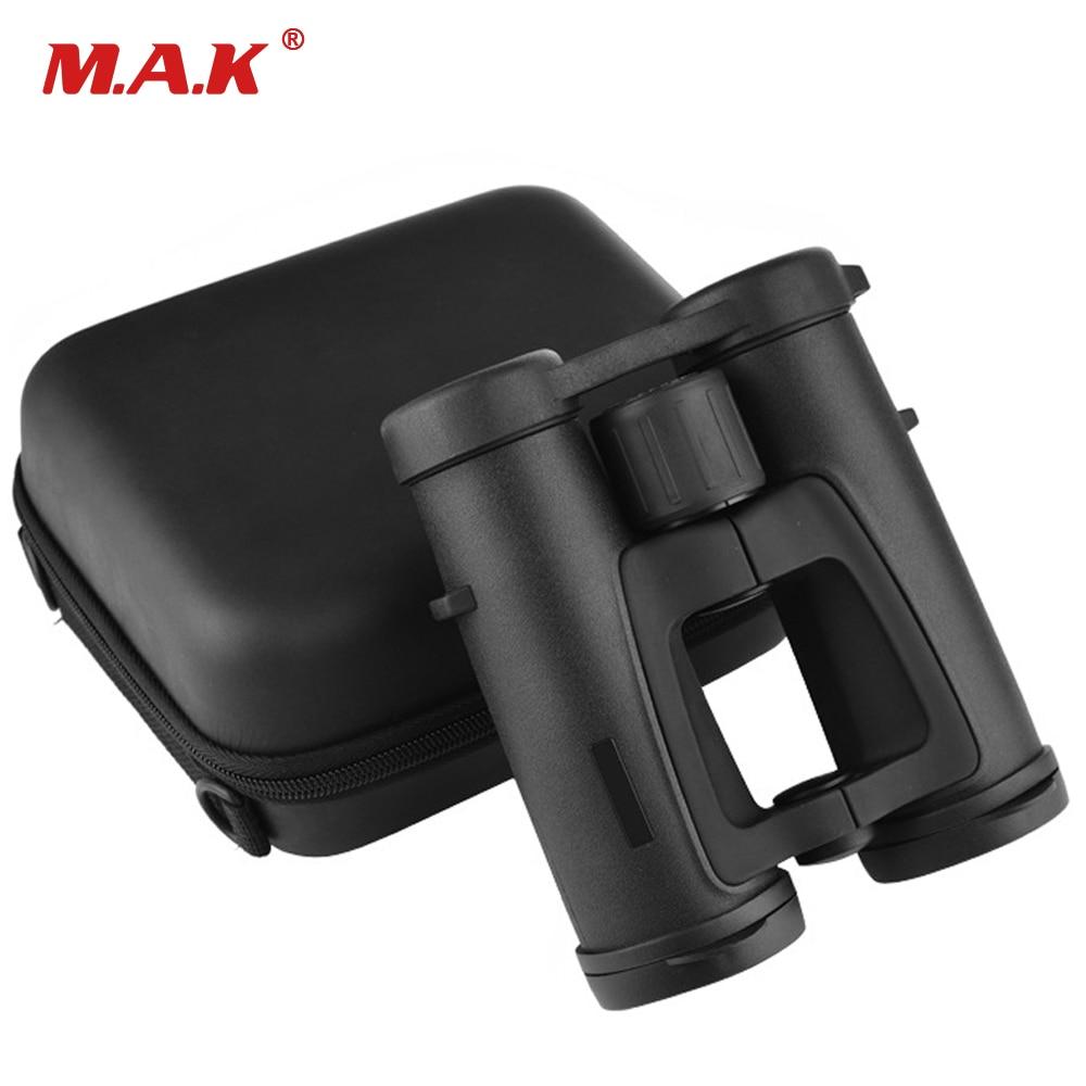 High Quality 8X42 HD BAK4 Binocular Telescope Waterproof Binocular Camping Hiking Tourism Travel недорого