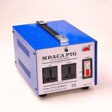 Изолирующий трансформатор, свободный DHL, 1500 Вт 220 В до 220 В