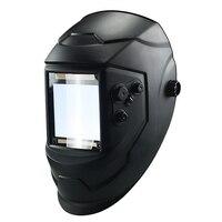 Hot large window 4 센서 외부 조정 din 5 din 13 태양 광 자동 조광 용접 마스크 헬멧-에서가스 용접 설비부터 도구 의