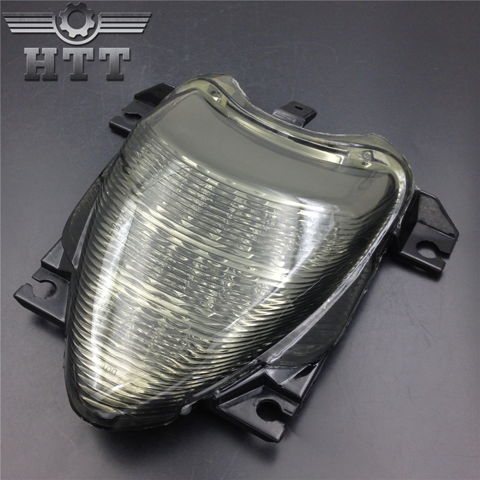 Aftermarket free shipping motorcycle parts LED Tail Light for Suzuki Boulevard M109R VZR1800 LE VZR1800Z M109R2 VZR1800N SMOKE motorcycle tail tidy fender eliminator registration license plate holder bracket led light for ducati panigale 899 free shipping