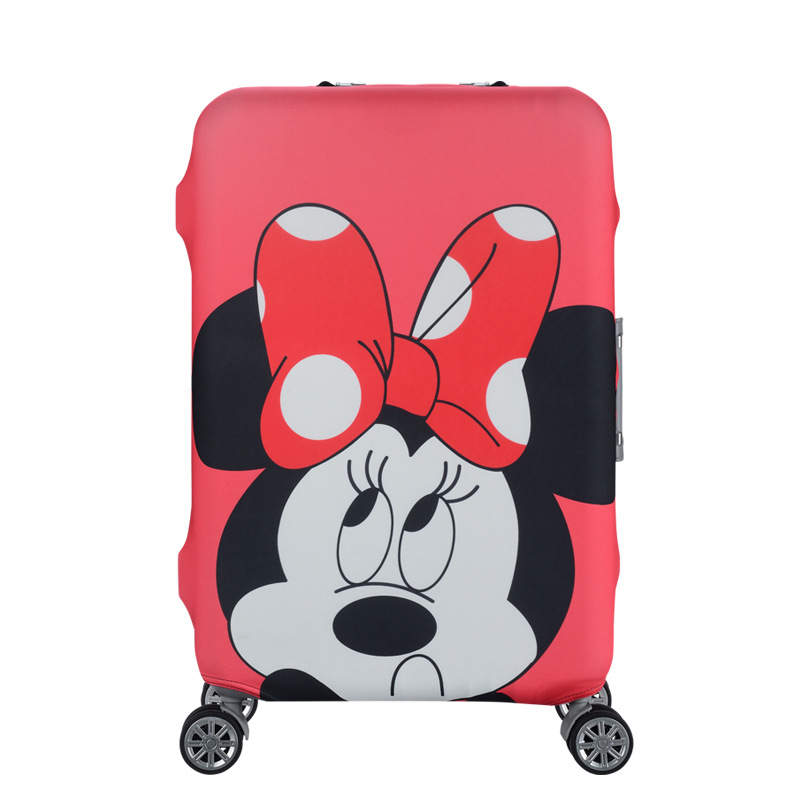 TRIPNUO Waterproof  Travel Luggage Cover Starry Sky Elastic Trolley Suitcase Women's Men's Protect Dust Case Accessories