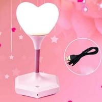 Bon Marché Coeur Lampe Tactile Prix R34AjL5cqS