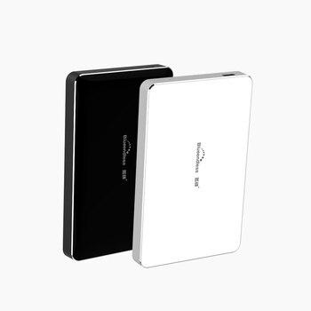 внешний жесткий диск 2 ТБ   Портативный жесткий диск с корпусом для HDD Max 2 ТБ для ПК Внешний жесткий диск Sata механический диск 6 Гбит/с 2,5 ''HDD Type C