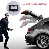 Mala do carro de controle remoto mais apto para Porsche Cayenne/Panamera/Macan chave do carro por controle remoto