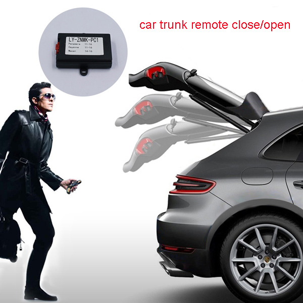 car trunk remote closer fit for Porsche Cayenne/Panamera/Macan car by remote key
