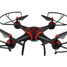 S7 LED Night Vision RC Drone With 720P Camera WIFI RC Quadcopter 360 Rolling Headless Mode Helicopter Toys for Children