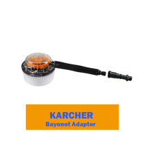 Hot Sale Rotatable circular brush type Connect With High Pressure Gun KARCHER 35CM*14CM*10CM(CW015-C)