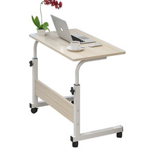 notebook comter bed with desk top and Simple bedside table FREE SHIPPING