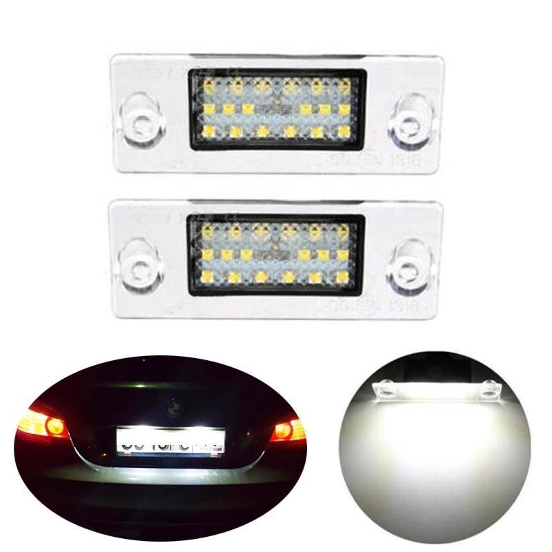 ᐅ2x6500 K Xenon blanco 18smd LED A3 (8l) facelift 1996 ~ 2000 LED ...