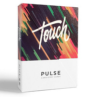 Touch Pulse Playing Cards High Quality Playing Cards New Poker Cards for Magician Collection Card Game