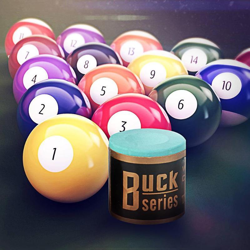 2pcs Billiard Chalks Snooker Billiard Powder Chalks Pool Cue Stick  Accessories  Billiard Powder Accessories Drop Shipping 2019