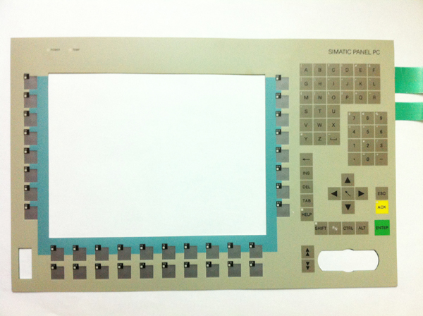 New Membrane keypad 6AV7723-1AC10-0AD0 SIMATIC PANEL PC 670 12.1 , Membrane switch , simatic HMI keypad , IN STOCK 6av7723 1bc30 0ad0 keypad simatic panel pc 670 12 6av7723 1bc30 0ad0 membrane switch simatic hmi keypad in stock