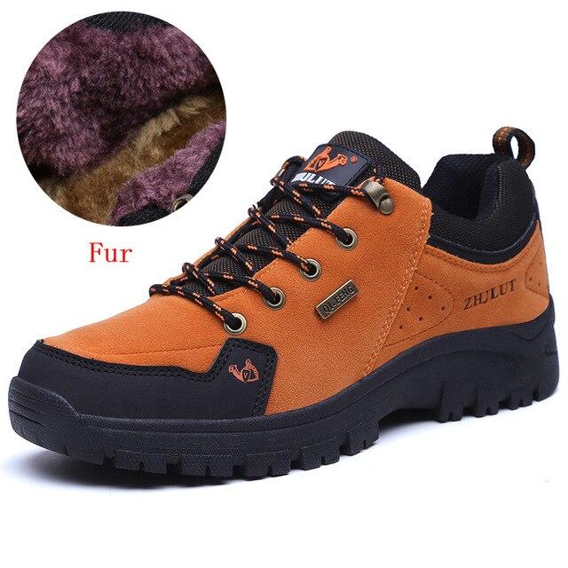 Fur orange