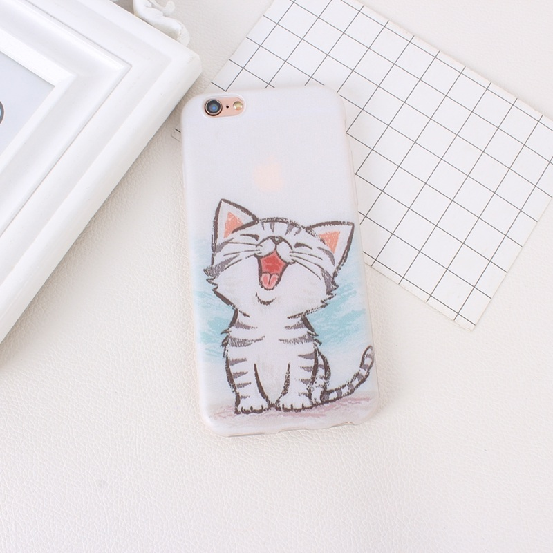 Fashion TPU Printing Pattern Phone Case For iPhone 5S 6S 7 6 6S 4S 4 5 5C (10)