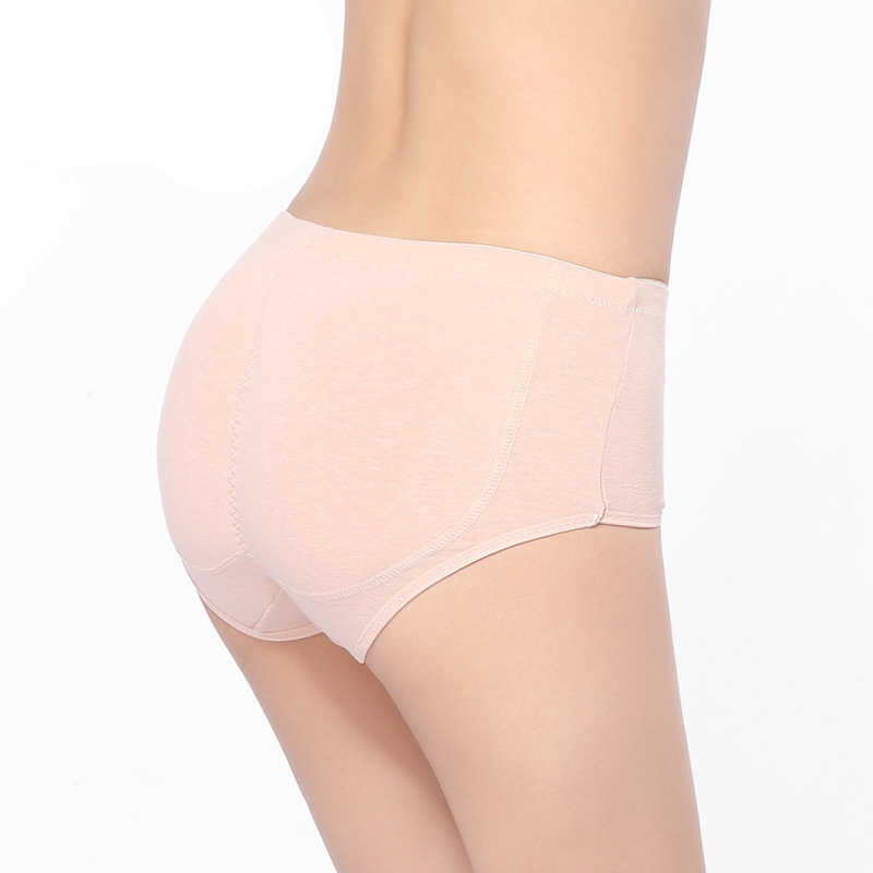 aec91847a80 ... Silicone padded panties seamless underwear butt pads underwear women  bodies woman sexy butt lifting panty women s