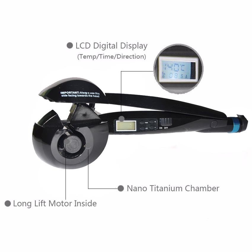 LCD ekraaniga automaatsed lokitangid