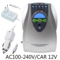 Ozone Generator Purifier,Air Water Sterilizer,Ozone Machine,Oxygen 03 Generator 220v 12V Vegetable Fruit Sterilization Ozonator