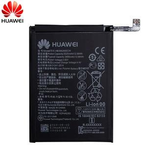 Image 2 - Оригинальный аккумулятор для телефона Hua Wei HB396285ECW 3400 мАч для Huawei P20/Honor 10/Honor 10 Lite, сменные батареи, Бесплатные инструменты