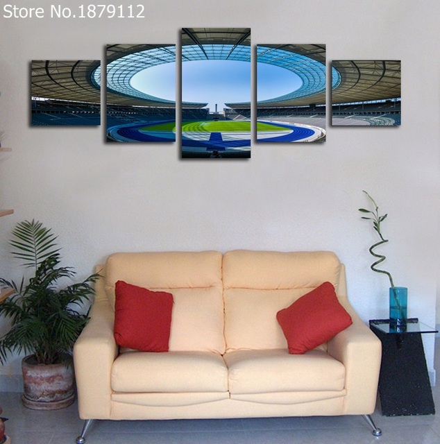 Modern Beautiful Stadium Architectural Design Modular Wall Art Amazing Architect Designed Modular Homes Painting
