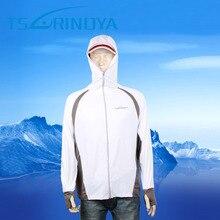 Tsurinoya  Fibers Absorb Sweat Fishing Clothing Riding Sunshade Clothing Fishing Cloth