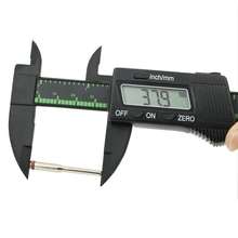 цена на Measuring Tool Carbon Fibre Vernier Electronic Digital Caliper 150mm Micrometer Gauge DIY LED Measure Instrument Vernier Caliper