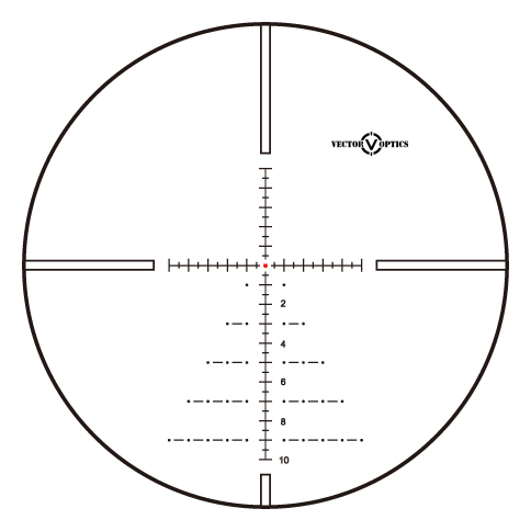 VO Paragon 2-10x50 Acom Reticle