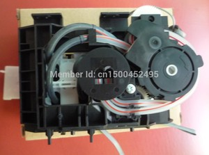 Image 3 - 100% original new INK PUMP capping Station for EPSON PRO 3890 3850 3800 3880 3885 CAPPING Station Pump Assembly Unit