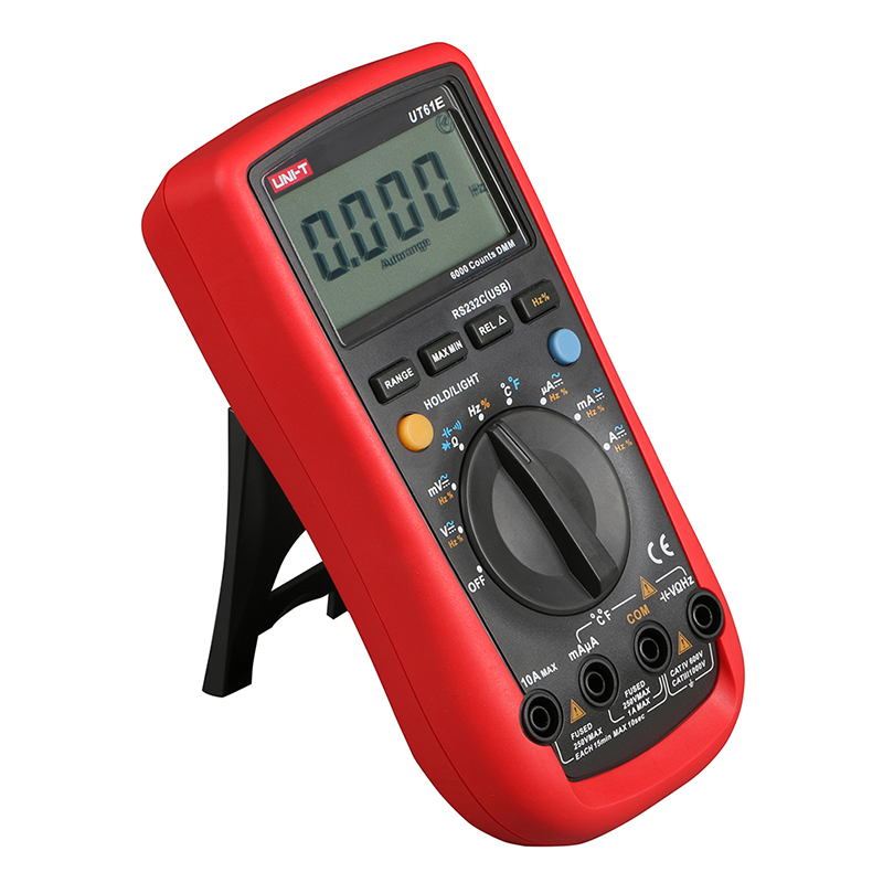 все цены на UT61E High Precision Handheld Multimeter Ammeter Ohm Volt Digital Universal Meter LCD Count 22000 AVO Meter  UNI-T онлайн