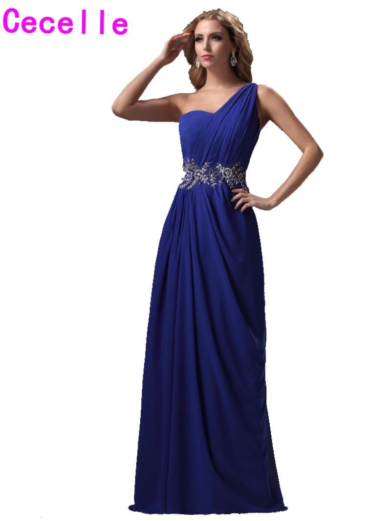 Popular Royal Blue Evening Dress-Buy Cheap Royal Blue Evening ...