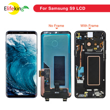Super AMOLED S9 G960 LCD For Samsung Galaxy S9 Display G960F G9600 Touch Screen Assembly M